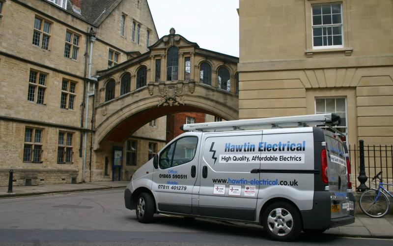 Hawtin Electrical - Electrician in Oxford