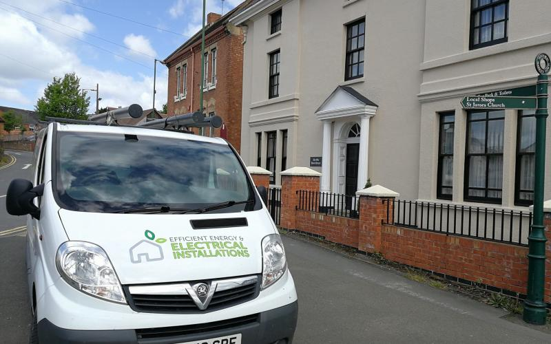 Electrician in Warwickshire - Efficient Energy & Electrical Installations