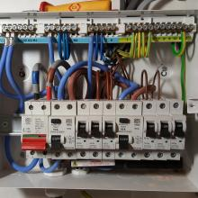 consumer unit in cwmbran