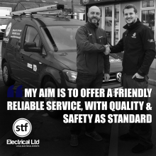 Our mission statement - STF Electrical Ltd