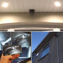 CCTV installation in Aintree, Liverpool - STF Electrical Ltd