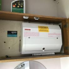 Replaced Consumer unit with Dual RCD